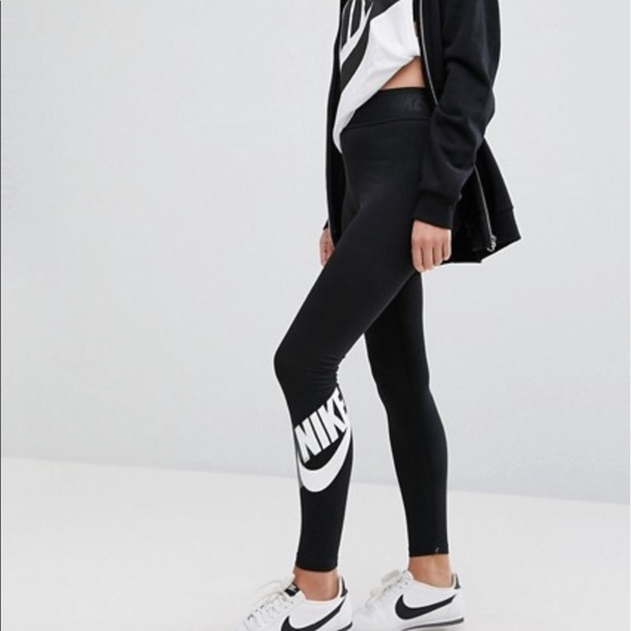 5500b62749556e Nike Pants | Legasee High Waist Leggings | Poshmark